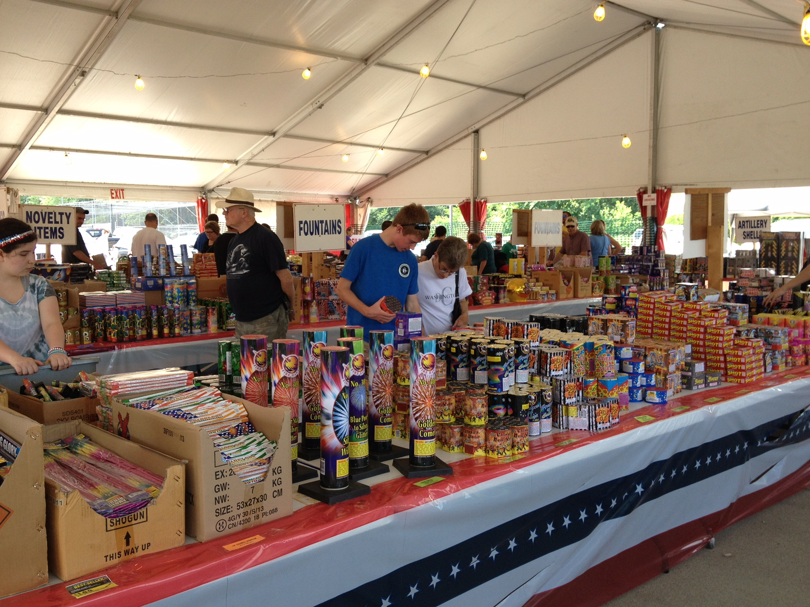 Stands Address Dates Payments & Welcome to Crazy Cracker Fireworks - Retail Locations